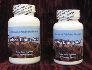 Alpha Lipoic Acid Vegetarian Capsule