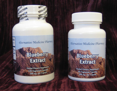 This is the ONLY Blueberry extract on the market today that  contains 45% Proanthocyanidin.
