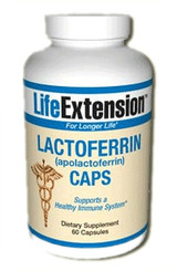 Lactoferrin Apolactoferrin without Iron