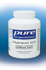 Nutrient 950, without iron