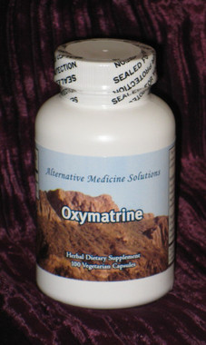 Oxymatrine capsules