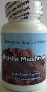 Reishi Mushroom Capsules