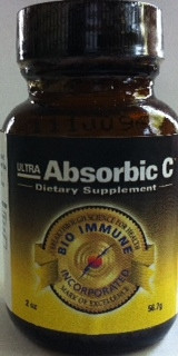 Ultra Absorbic C vitamin c supplement