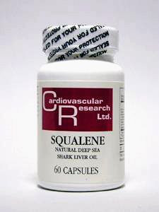 Squalene - NATURAL DEEP SEA SHARK LIVER OIL