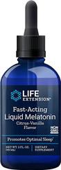 Fast-Acting Liquid Melatonin (Citrus-Vanilla)