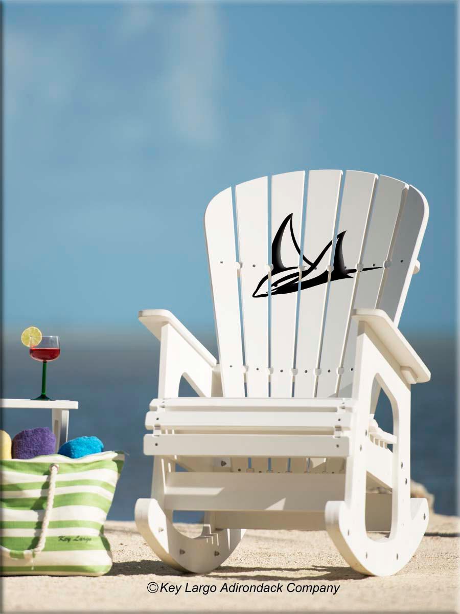 Bon ... Leopard Ray Rocking Chair   JM Design. American Made   25 Year Warranty