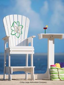 Outdoor Patio Lifeguard Chair - Gardenia