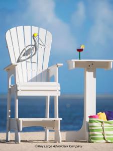 Outdoor Patio Lifeguard Chair - Pelican