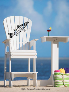 Outdoor Patio Lifeguard Chair - Snook