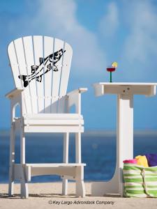 Outdoor Patio Lifeguard Chair - Snook