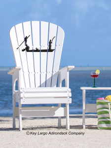 High Top Patio Chair - Flats Boat