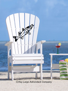 High Top Patio Chair - Snook