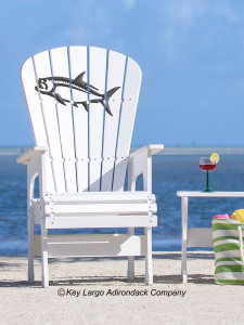 High Top Patio Chair - Tarpon - JM Design