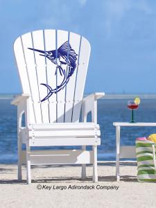 High Top Patio Chair - Sailfish