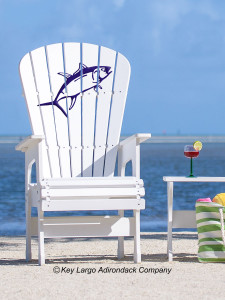 High Top Patio Chair - Tuna