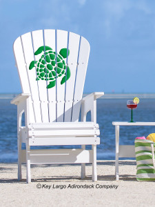 High Top Patio Chair - Turtle - GG Design