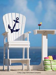 Outdoor Patio Lifeguard Chair - Anchor