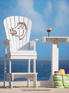 Outdoor Patio Lifeguard Chair - Boar's Head