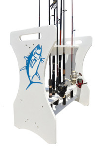 Large Rod Holder - Tuna
