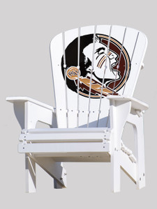 Florida State University Seminoles Adirondack Chair