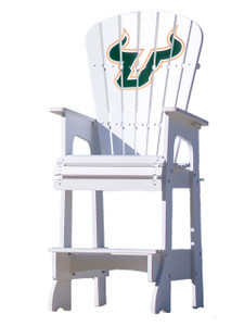 University of South Florida Bulls - Lifeguard Style Chair