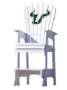 University of South Florida Bulls - Lifeguard Style Chair