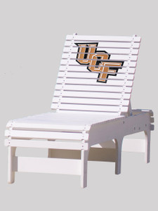 University of Central Florida Knights Chaise Lounge