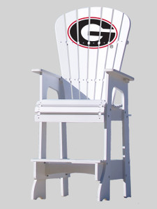 "University of Georgia Bulldogs ""G"" logo"