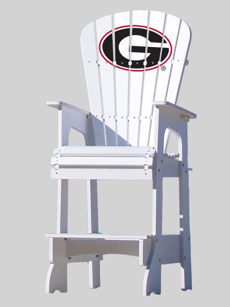 "University of Georgia Bulldogs ""G"" logo"