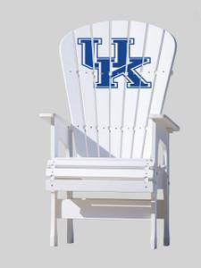 University of Kentucky Wildcats regular chair (high top)