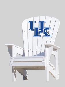 University of Kentucky Wildcats Adirondack Chair