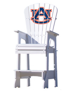Auburn University Tigers Lifeguard Chair