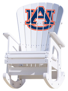 Auburn University - Tigers Rocking Chair