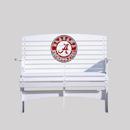 Alabama Crimson Tide Bench