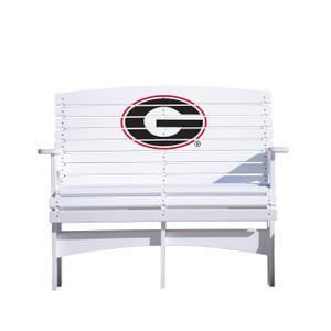 "Georgia Bulldogs - ""G"" Bench"