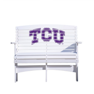 Texas Christian University - Horned Frogs Bench