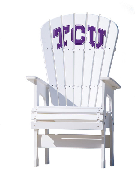 Texas Christian University - Horned Frogs - High Top Chair