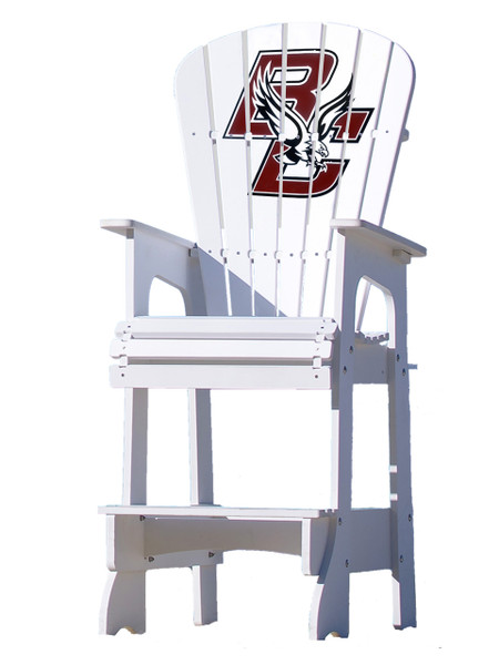 Eagles of Boston College - Lifeguard Style Chair
