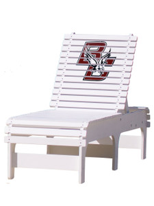 Eagles of Boston College - Chaise Lounge