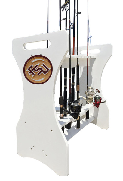 Florida State Seminoles - Fishing Rod Holder
