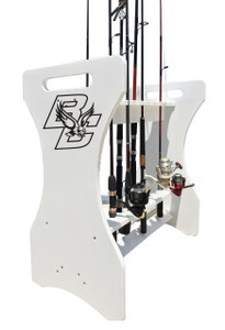 Boston College Fishing Rod Holder