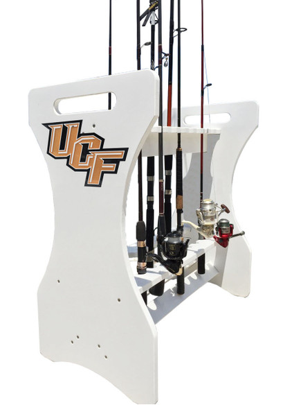 University of Central Florida - Knights fishing rod holder