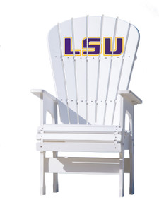 Delicieux LSU Hight Top Patio Chair