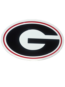 "Georgia Bulldogs ""G"" Wall Plaque"