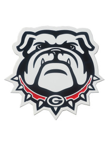 "Georgia Bulldog ""Dog"" Wall Plaque"