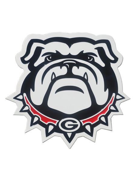 "Georgia Bulldog ""Dog"" Wall Plaque"
