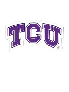 Texas Christian University Horned Frogs - Wall Plaque
