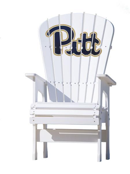 University of Pittsburg - PITT - patio chair