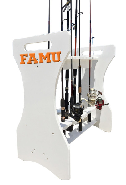 Florida A&M Rattlers Fishing Rod Holder