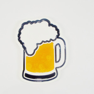 Beer Mug Wall Plaque